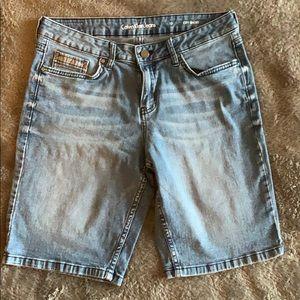 🍓Calvin Klein Denim Shorts